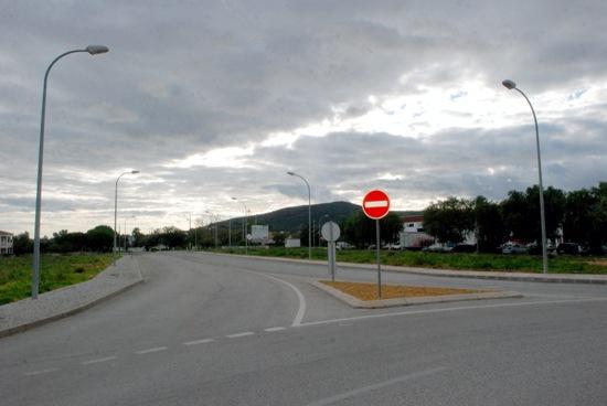 Auto de Consignação Beneficiação da EN 396 Troço entre a Zona Industrial de Loulé e a Franqueada 1.ª Fase C.M.Loule Mira (1)