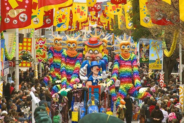 Cidade Europeia do Desporto inspira Carnaval de Loulé de 2015 - Sul Informacao