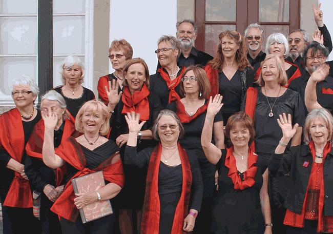 Coro Amigos Museu SB