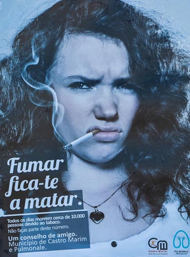 Fumar fica-te a matar_Castro Marim
