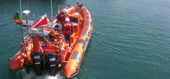 Lancha salva-vidas