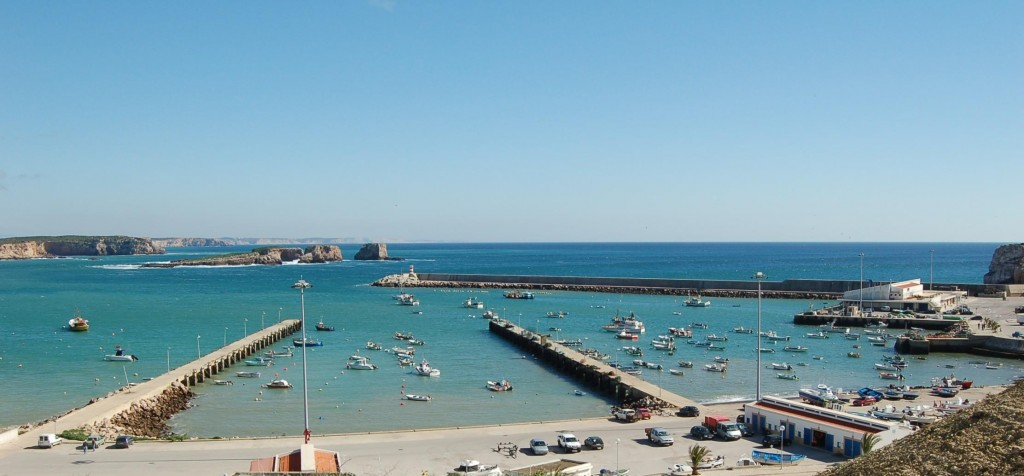 Porto da Baleeira Sagres