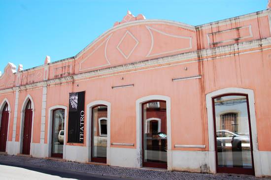 Teatro Mascarenhas Gregório_Silves