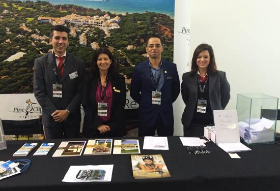 Tourism Trade Show Algarve_Equipa Sheraton Algarve & Pine Cliffs Resort