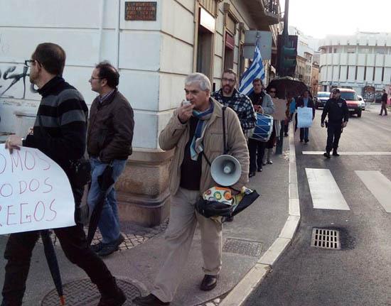 Desfile em Portimão