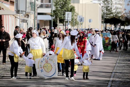 Carnaval Infantil Olhão