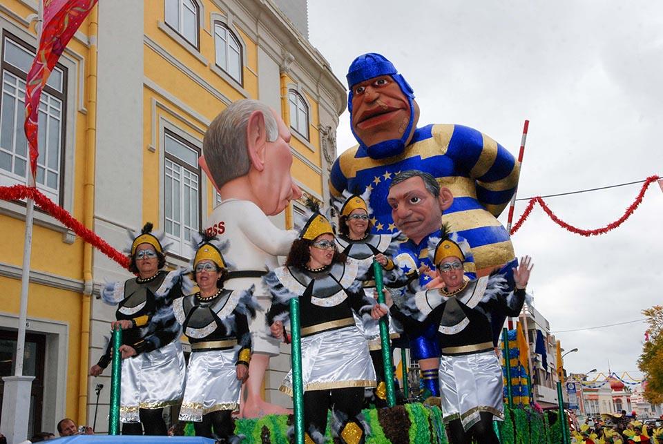 Carnaval de Loulé 2º Dia - C.M.Loule - Mira 5
