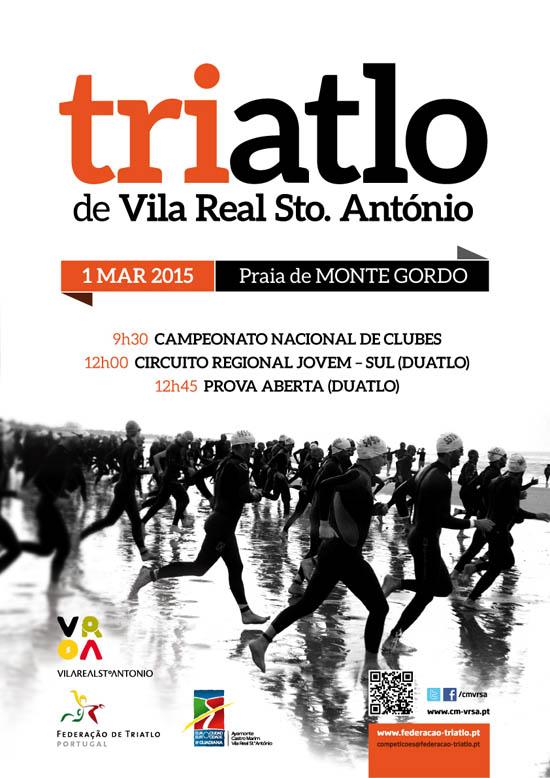 Cartaz_Triatlo de VRSA