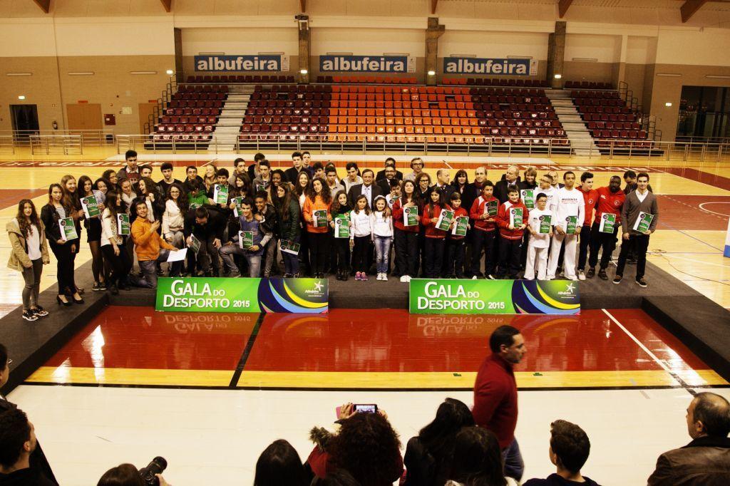 Gala do Desporto 2015 Albufeira (1)