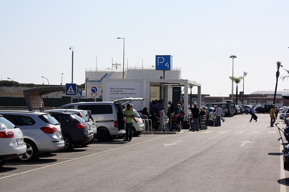 Parque 4 Rent-a-Car Aeroporto de Faro