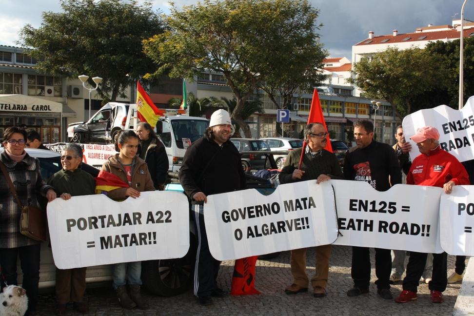Protesto Ibérico anti-Portagens na Ponte do Guadiana_10