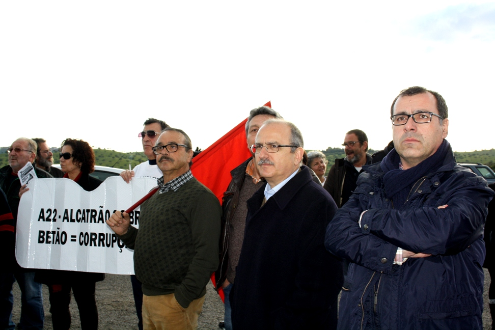Protesto Ibérico anti-Portagens na Ponte do Guadiana_17
