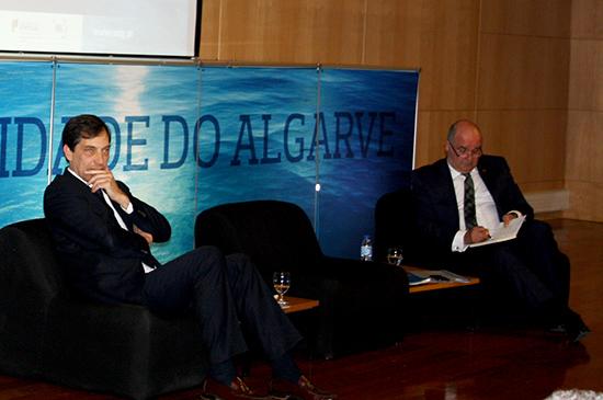 Rodrigo Brum e Manuel Pinto de Abreu