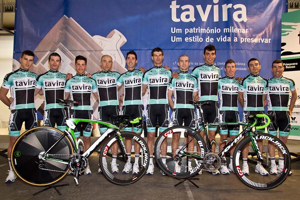 Team Tavira_Formação 2015