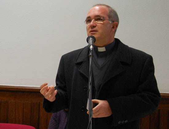 Padre Mário Sousa