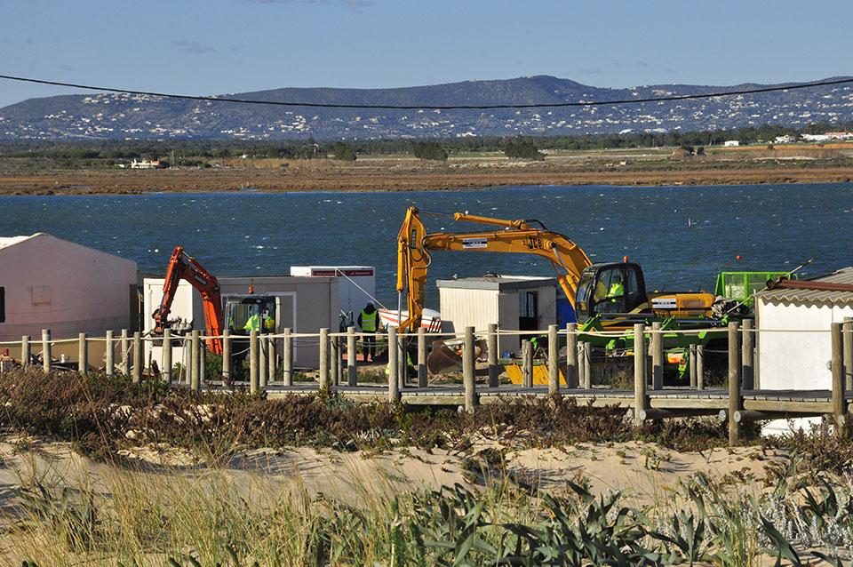 Demolições na Praia de Faro_Carlos Sousa_2