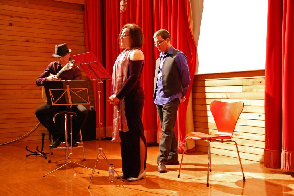 «Gentes e o Algarve na escrita poética», com João Cuña (guitarra), Ana Oliveira e António Gambóias (Associação Cultural Música XXI)