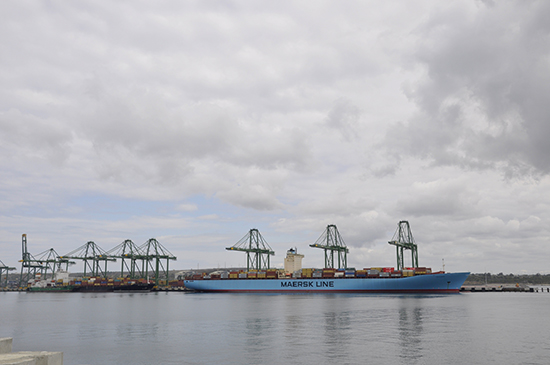 Evelyn Maersk