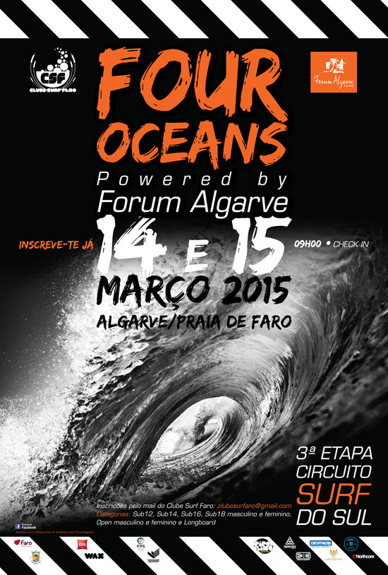 Four Oceans powered by Forum Algarve 2015_Imagem