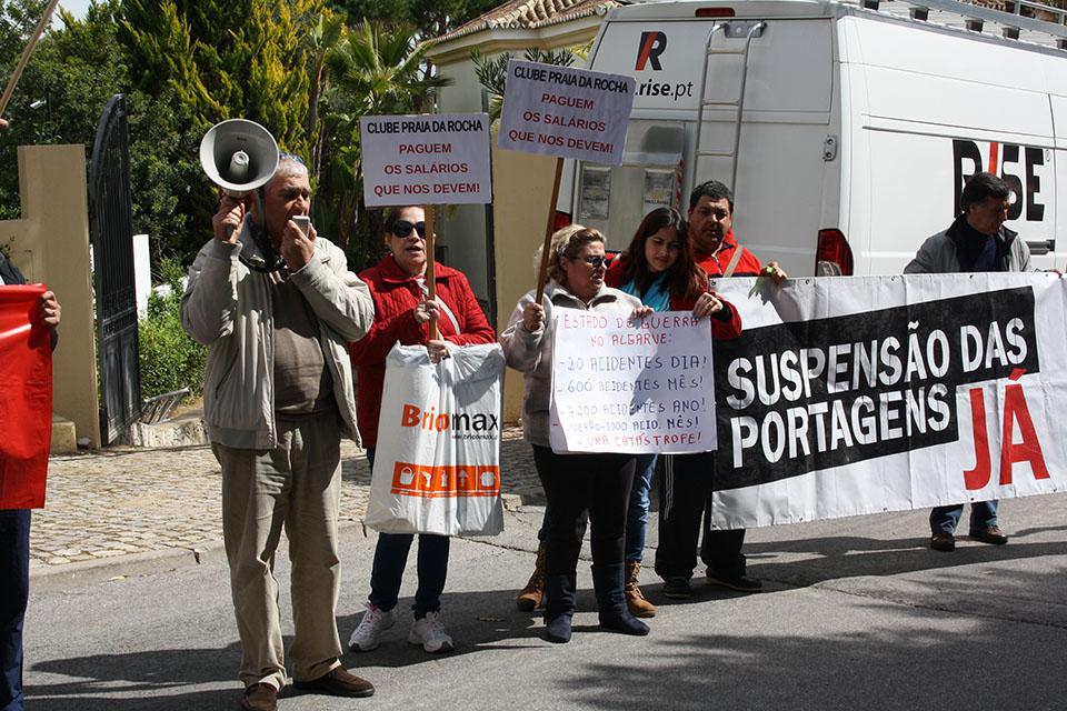 Protesto Passos Coelho Aniversario RTA_2