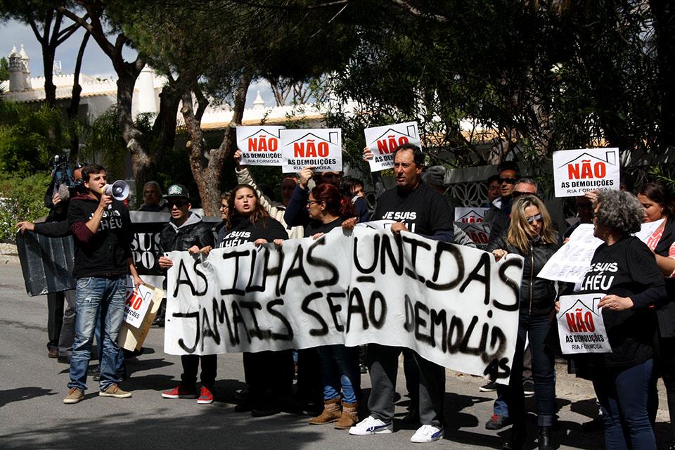 Protesto Passos Coelho Aniversario RTA_3