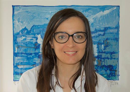 A investigadora Ana Telma Pereira coordena o projeto