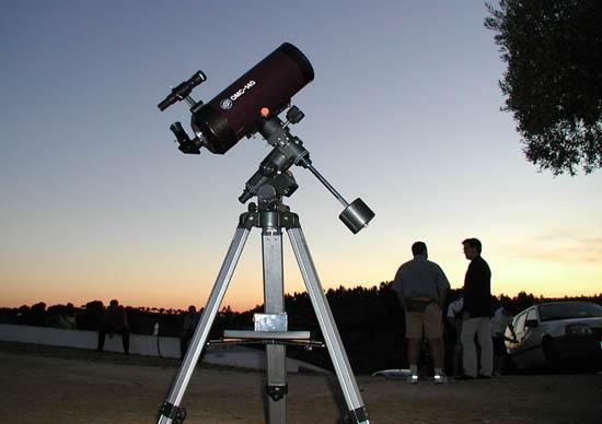 Astronomia - foto de Guilherme de Almeida