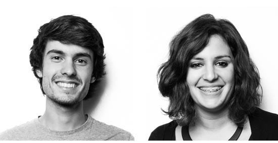 João Porfírio e Catarina Fernandes