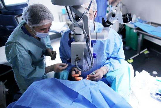 cirurgias cataratas