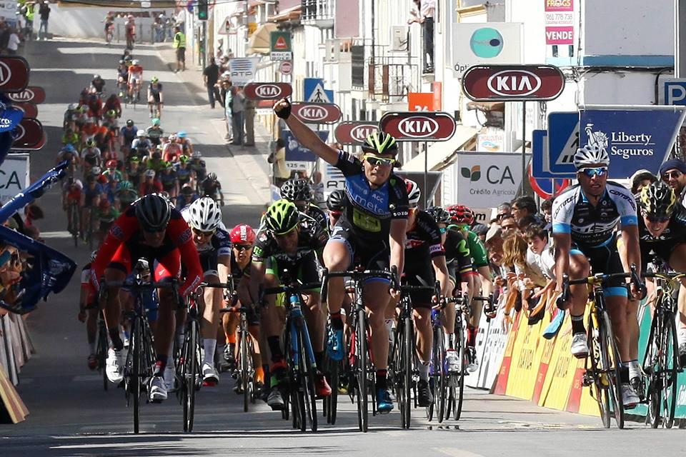 Johim Ariesen (Metec-TKH Continental) foi o vencedor da última etapa