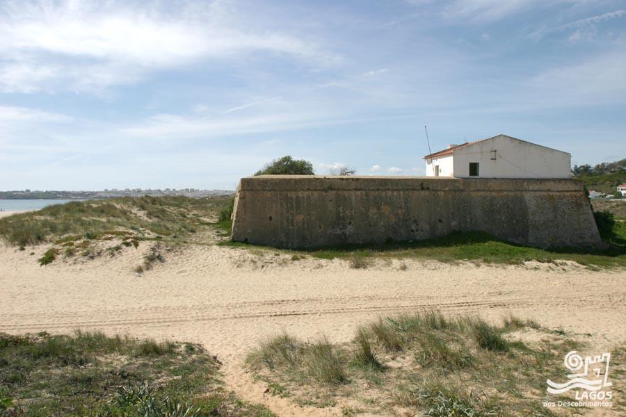 Forte da Meia Praia -  Foto de Francisco Castelo/CMLagos