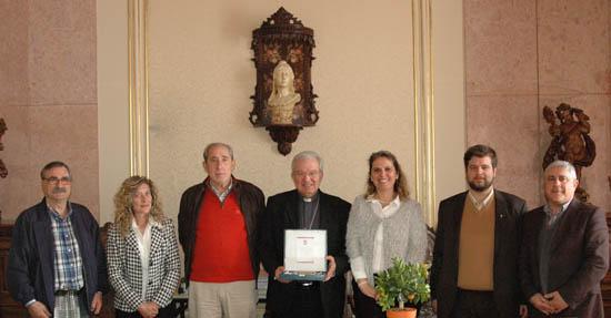 visita Bispo do Algarve