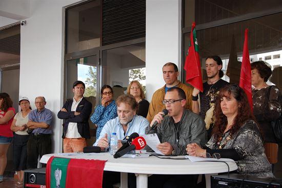 Conferência de imprensa final