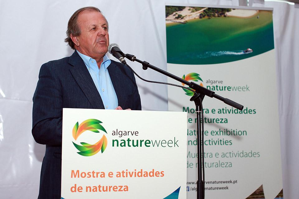 Desidério Silva a encerrar a Algarve Nature Week