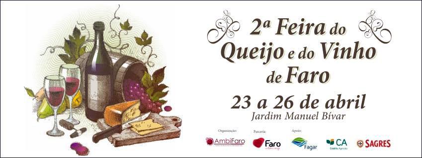Feira Queijo Vinho Faro 2015