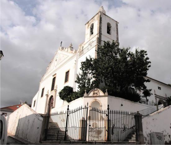 Igreja S. Sebastião_Lagos