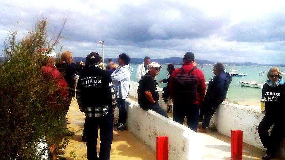 Ilhéus aguardam chegada da Sociedade Polis na Ilha do Farol