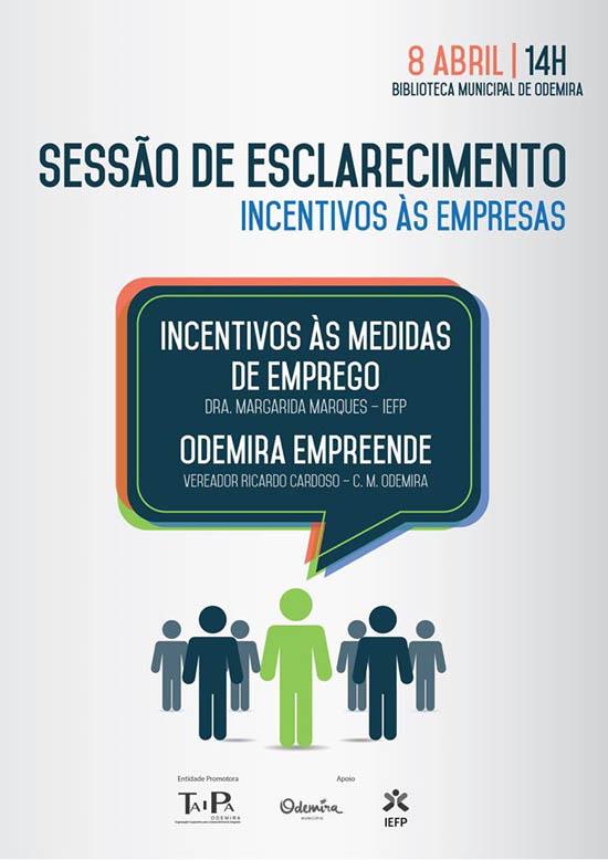 Incentivos às empresas