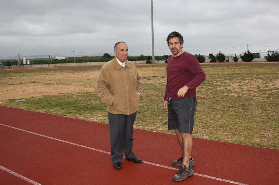 José Luís e Ricardo Laginha Rafael