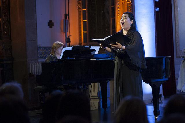 Mezzo-soprano Celeste Shin JeBan