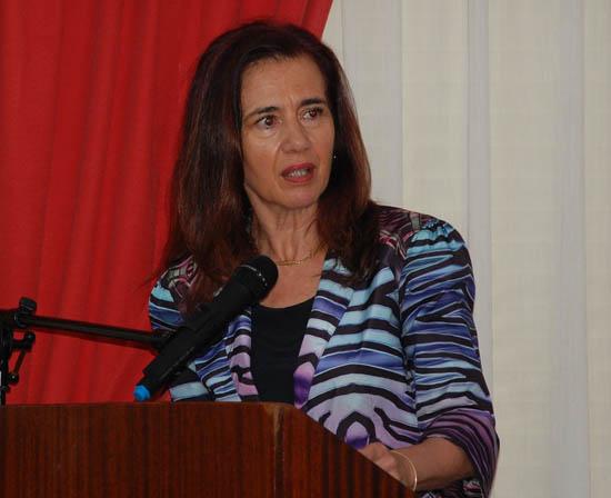 Anabela Rodrigues, ministra da Administração Interna
