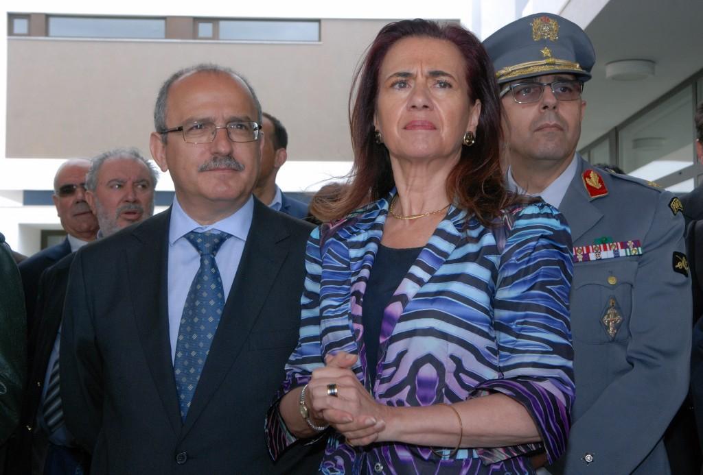 Ministra da Administração Interna em Loulé - C.M.Loule - Mira  (2)