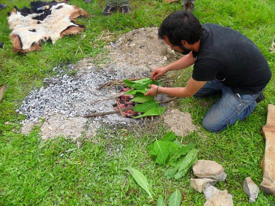 Pedro Cura e a arqueologia experimental