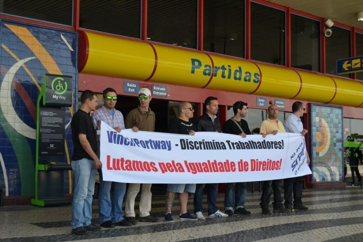 Protesto Portway