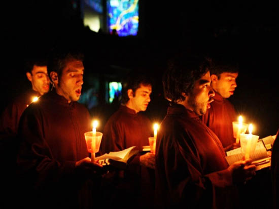 coro gregoriano de lisboa
