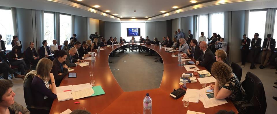 Conferência Economia Azul Bruxelas