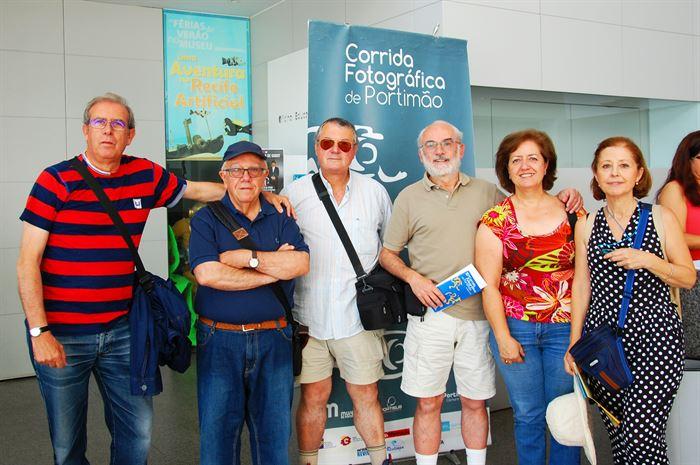 """A """"delegação espanhola"""" na Corrida Fotográfica de Portimão"""