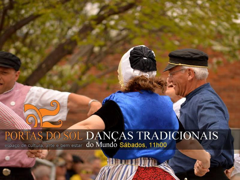 Danças do Mundo Ideias Levante