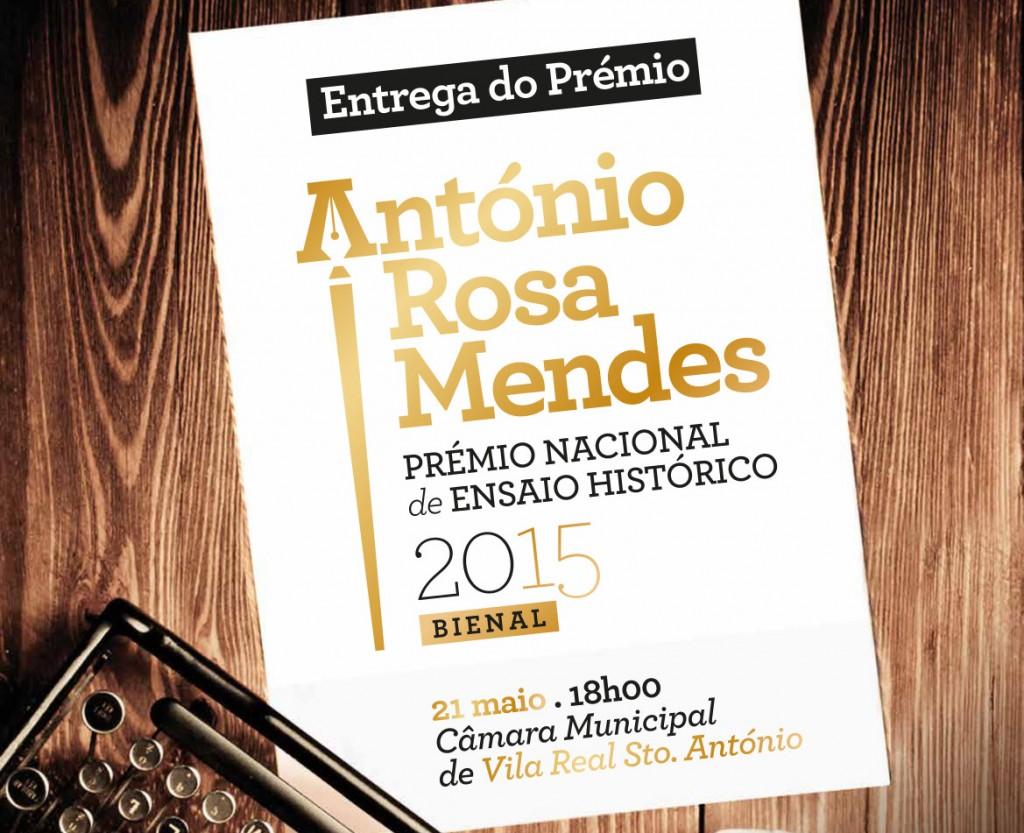 Flyer_Entrega prémio nacional António Rosa Mendes