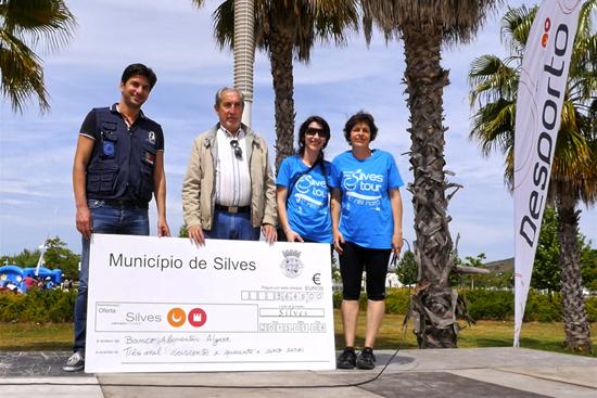 Foto Cheque Município Silves - Cópia